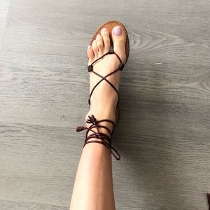 Sandals from Madewell